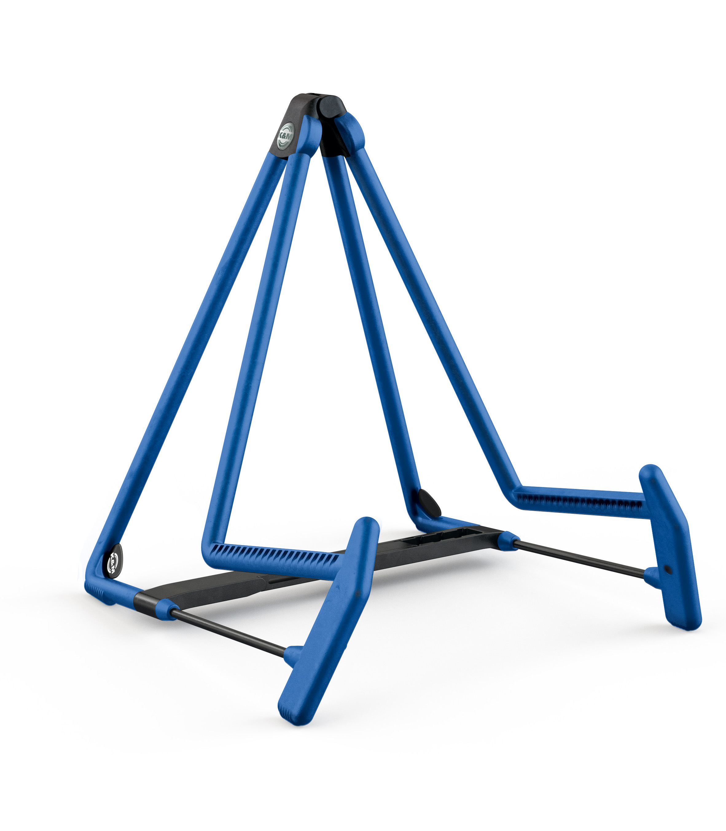 K&M - 17580 014 54 Guitar stand Blue Color