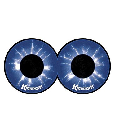Buy kick port Kickport D Pad Bass Drum Impact Pad 2 Pack Melody House