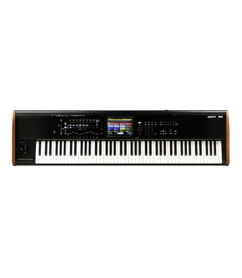 buy korg kronos 2 88 88 keys music workstation with sgx 2 e