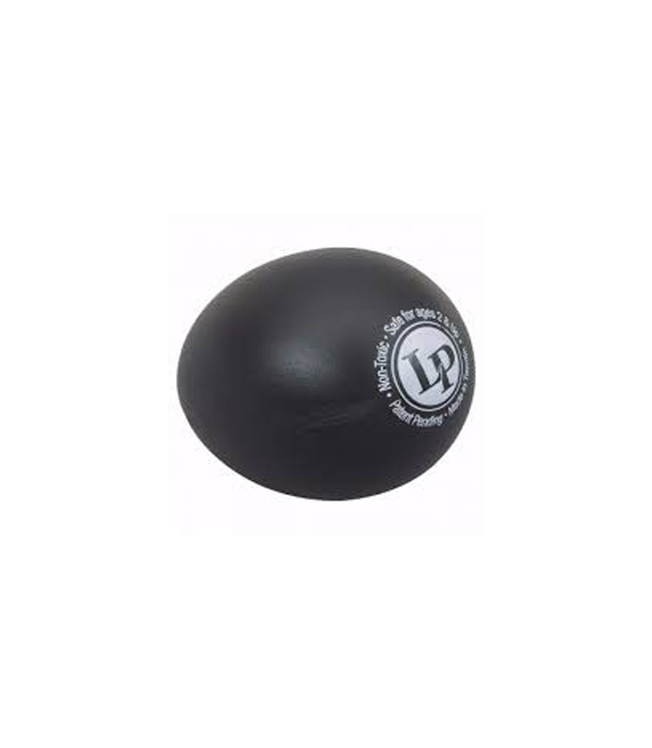 LP - LP001 BK EGG SHAKERS BLACK