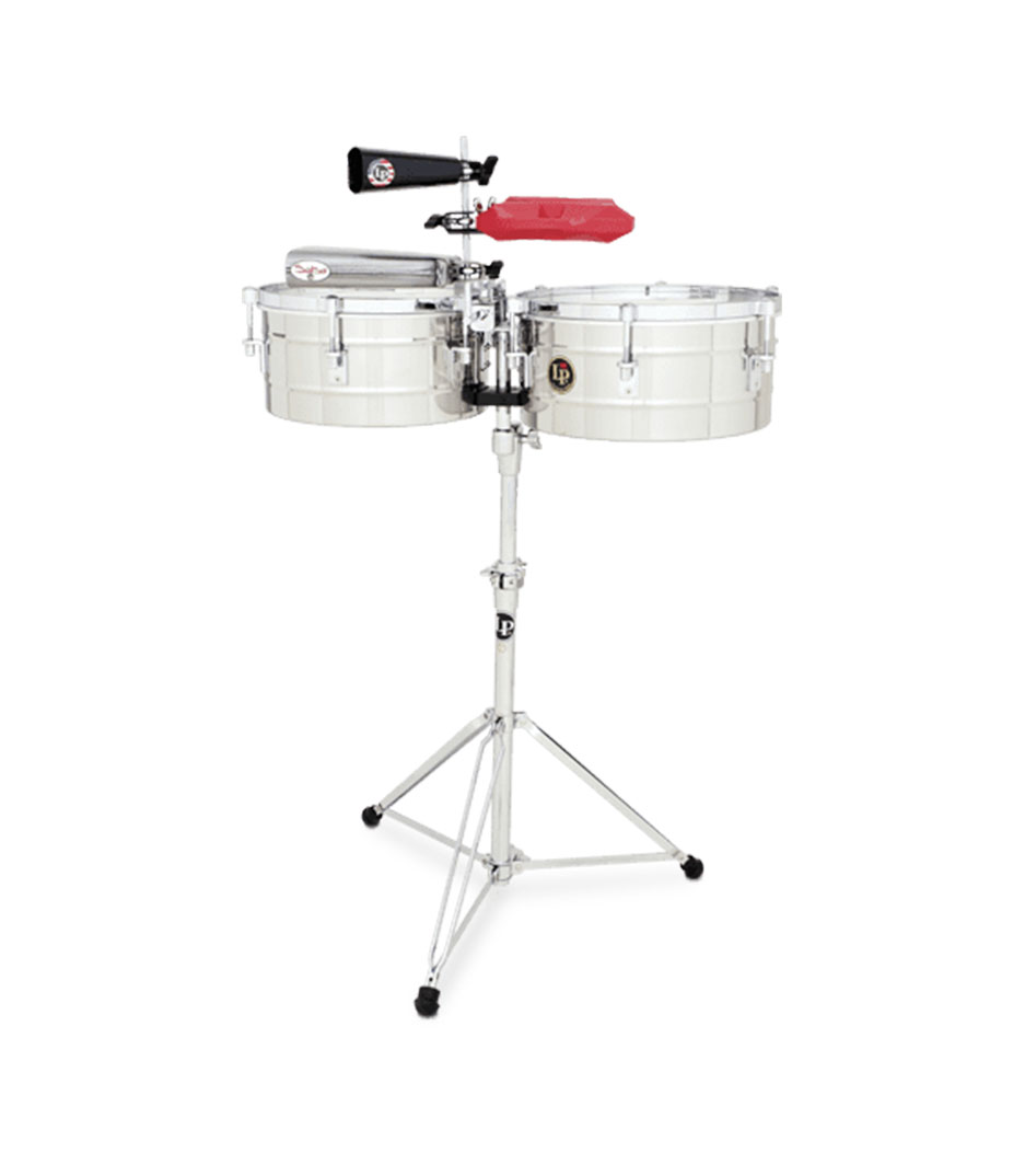 LP - LP256 S 13 14 TIMBALE STAINLESS STEEL CR