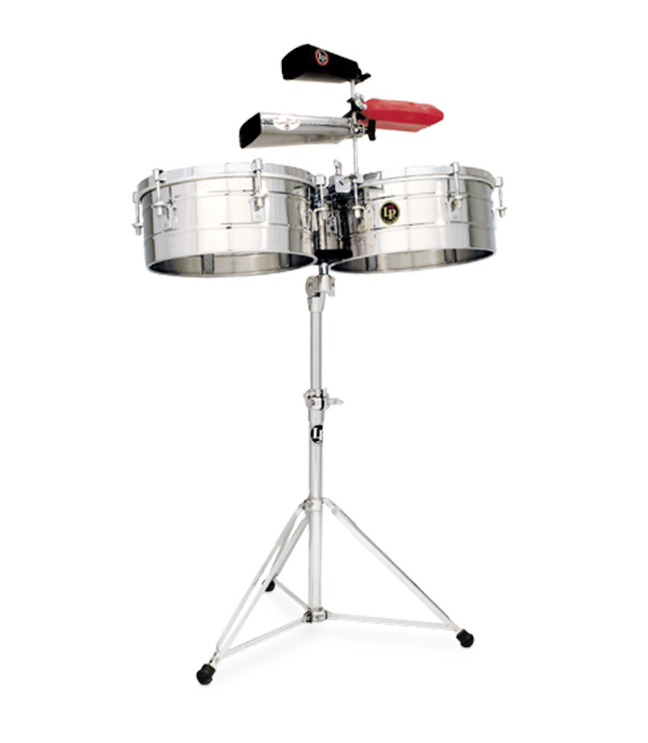 LP - LP257 S 14 15 TIMBALE STAINLESS STEEL CR