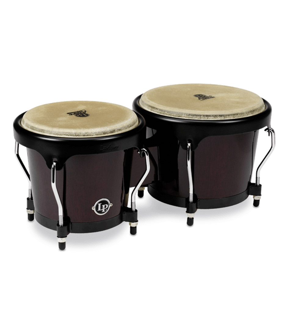 LP - LP Aspire bongos in dark wood
