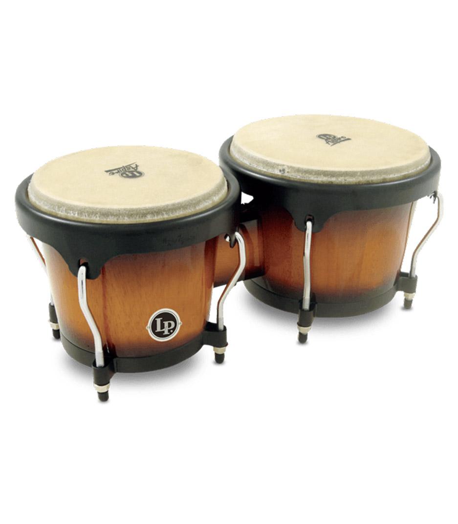 LP - LP Aspire bongos in vintage sunburst