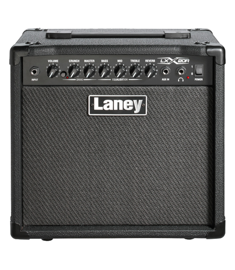 Buy laney LX20R 20W 8 Twin Channel Electric Guitar Combo w Melody House
