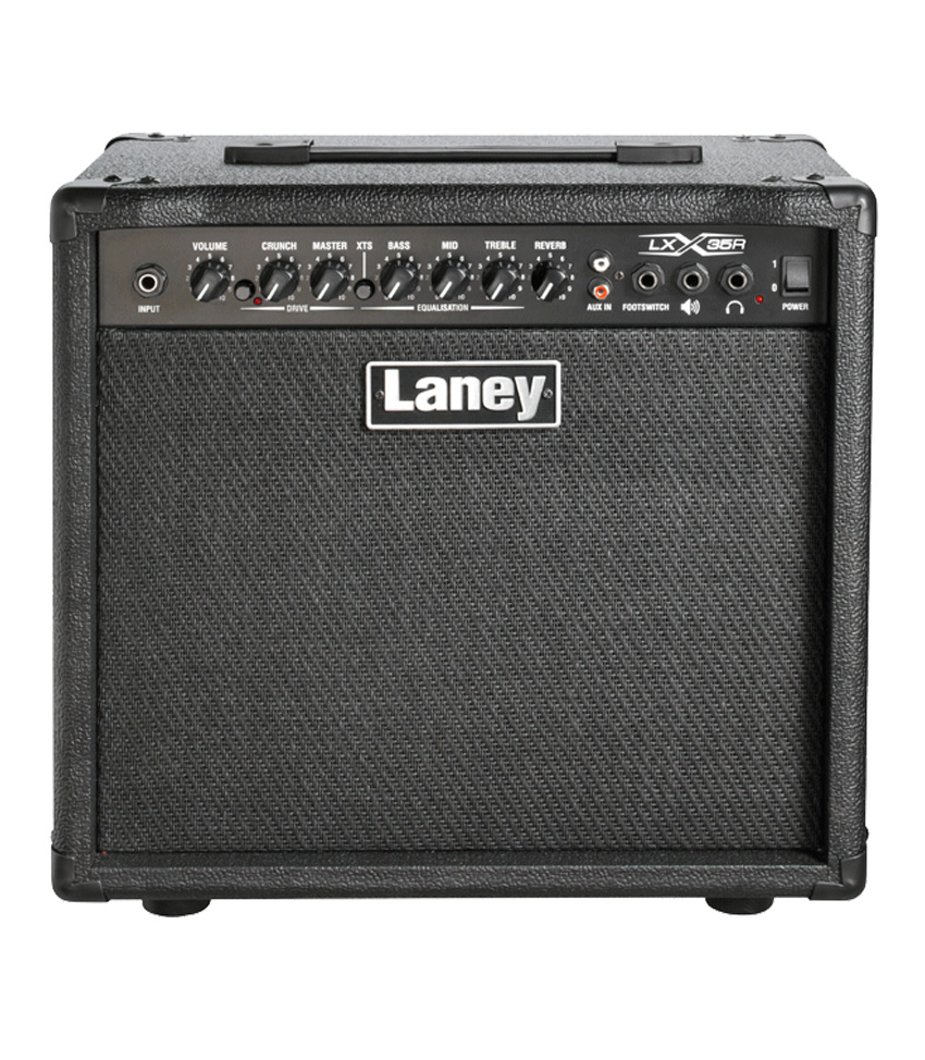 buy laney lx35r 30w 10 twin channel electric guitar combo