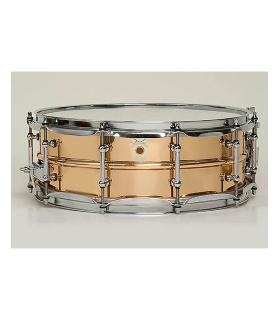 buy ludwig lb550t bronze phonic snare drum