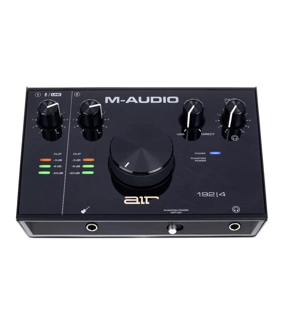 M-Audio - AIR192X4 AIR 192 4 2 In 2 Out USB Audio IO