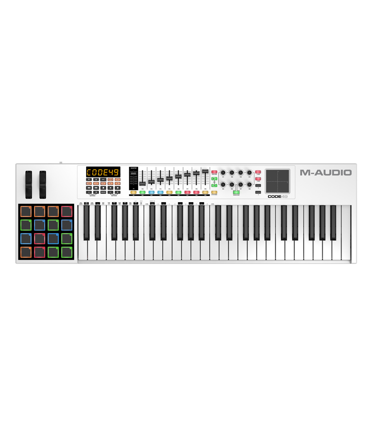 Buy M-Audio CODE49 Melody House