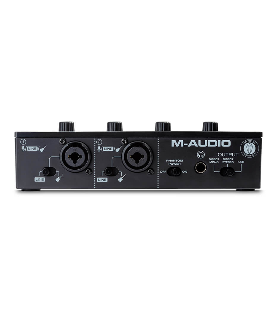 M-Audio - MTRACKDUO - Melody House Musical Instruments