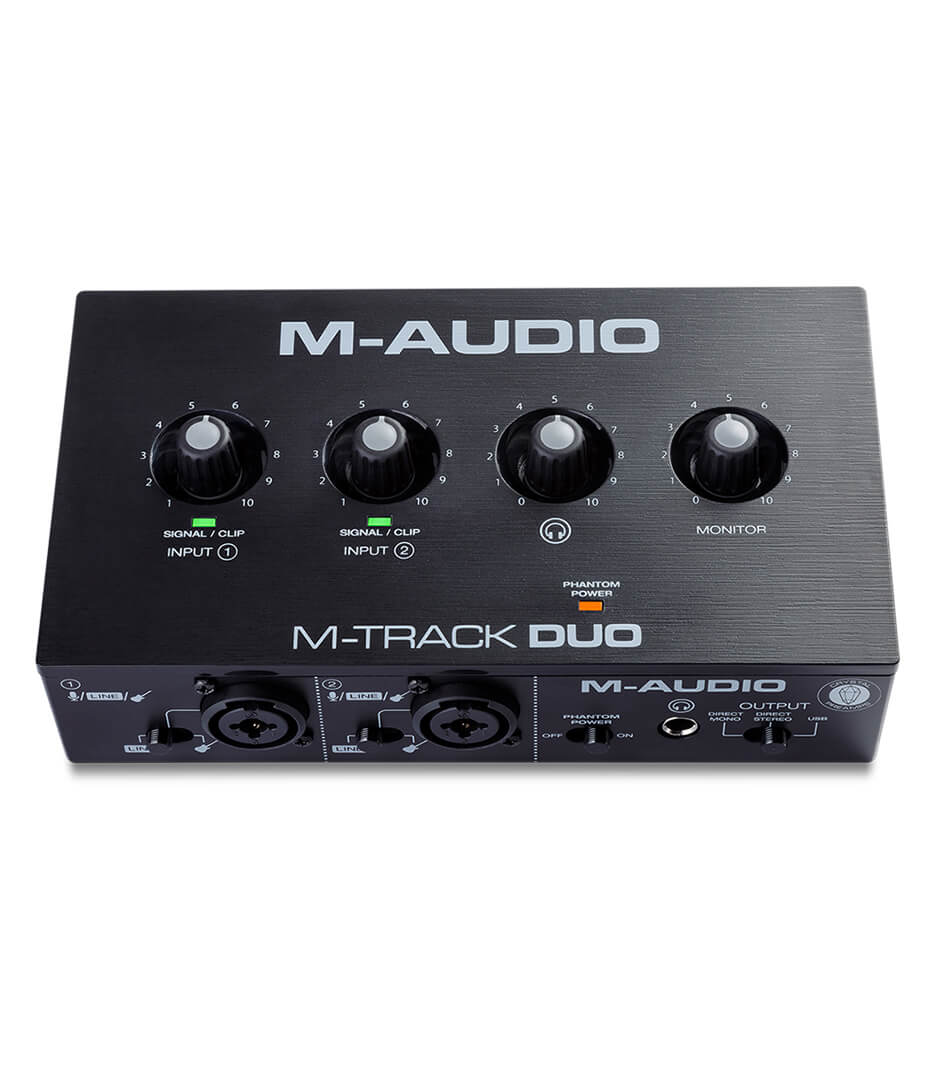 M-Audio - MTRACKDUO