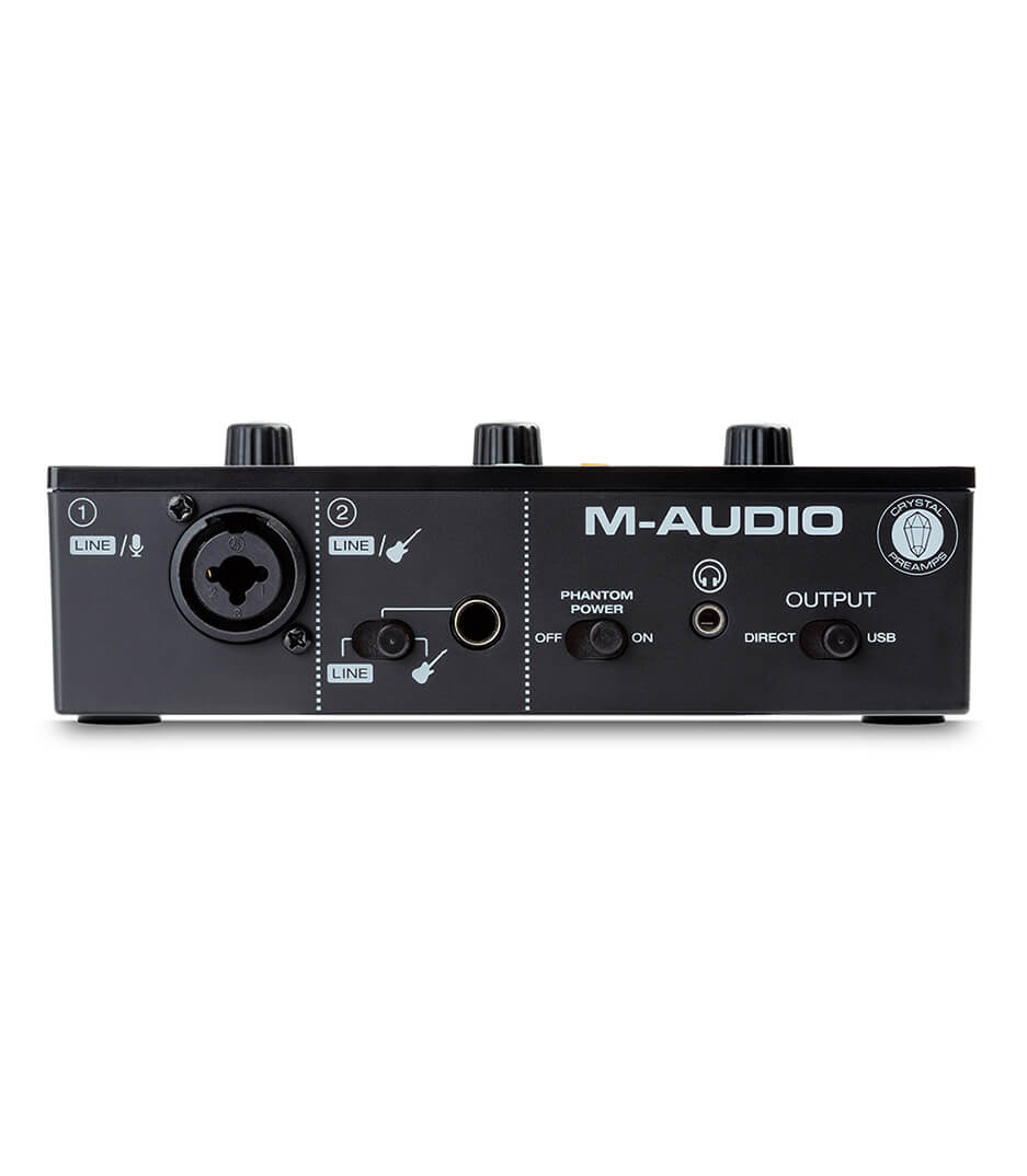 M-Audio - MTRACKSOLOII - Melody House Musical Instruments