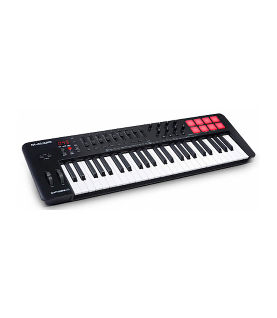 M-Audio - OXYGEN49MKV - Melody House Musical Instruments