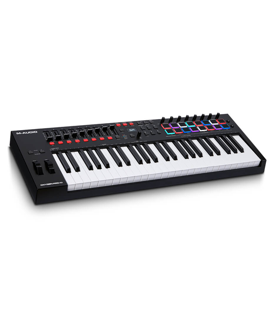 M-Audio - OXYGENPRO49 - Melody House Musical Instruments