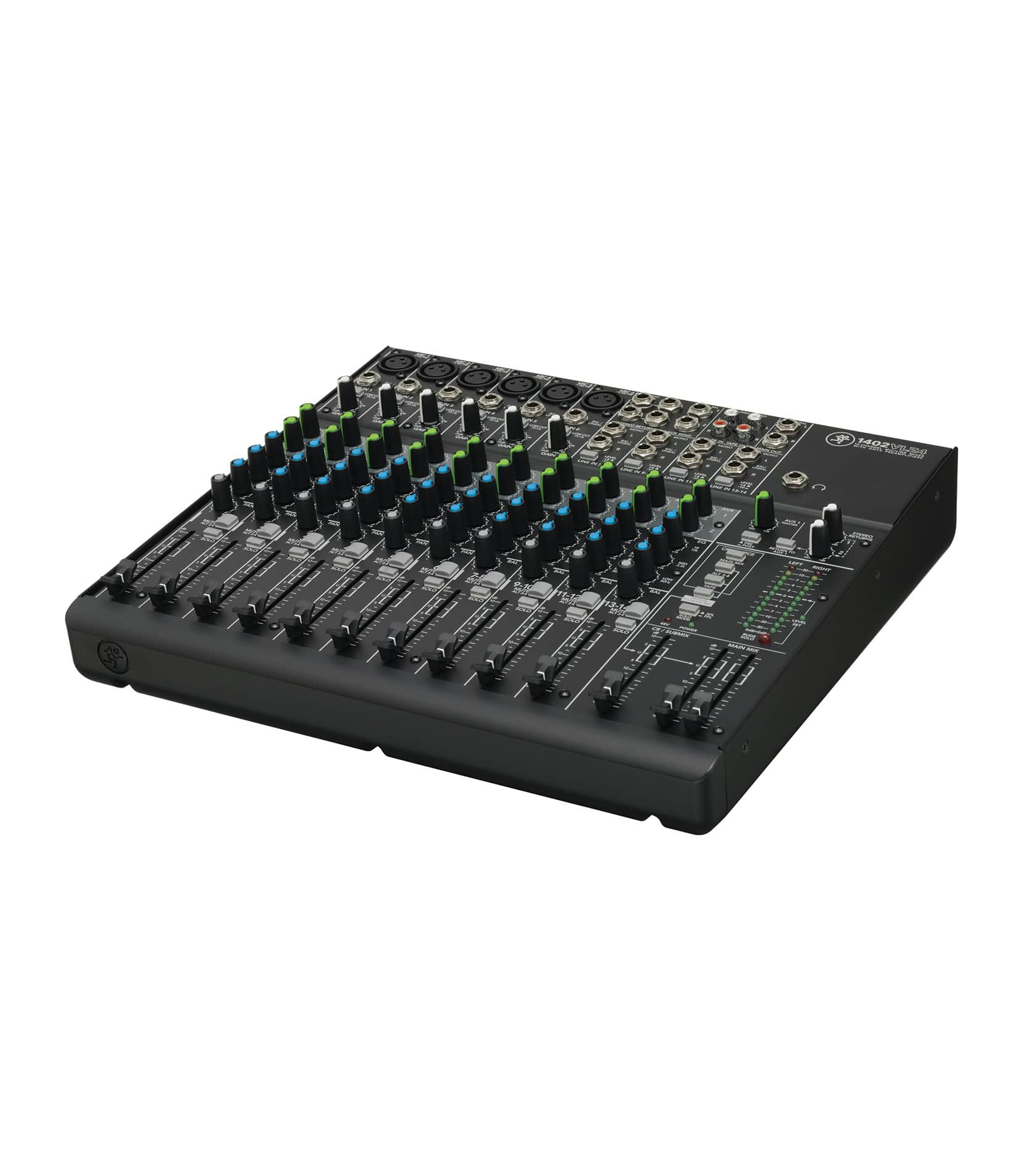 Mackie - 1402VLZ4 14 channel Compact Mixer - info@melodyhousemi.com
