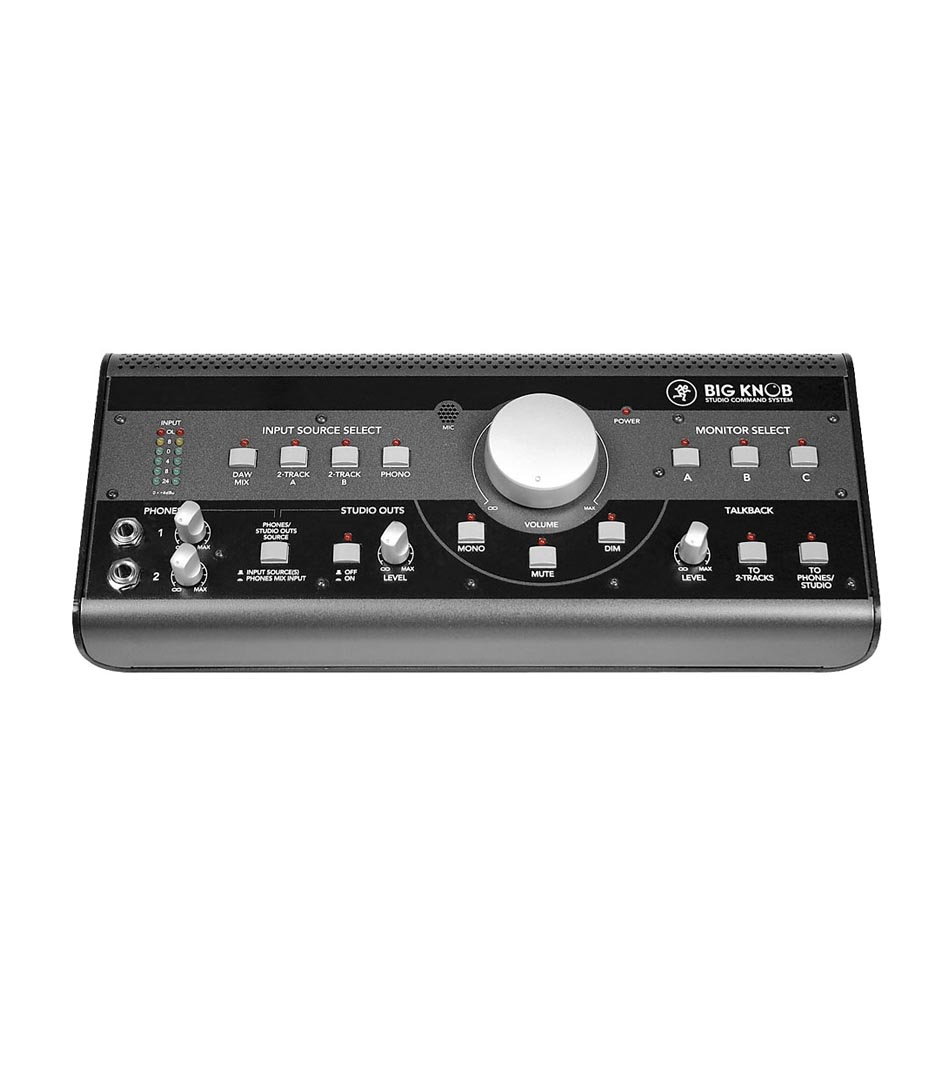 Buy mackie Big Knob 3x2 Studio Monitor Controller UK Plug Melody House