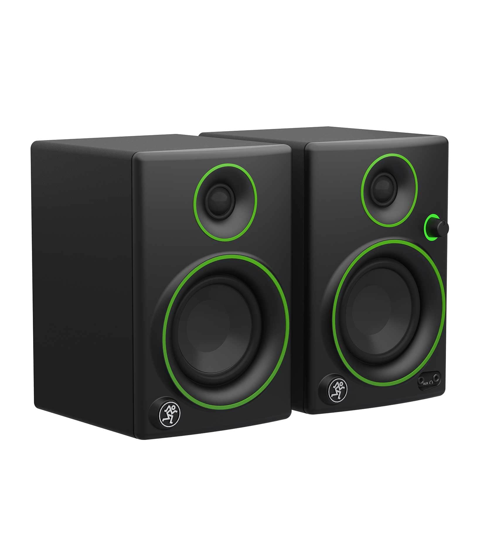 mackie - CR3 Multimedia Monitors Pair - Melody House