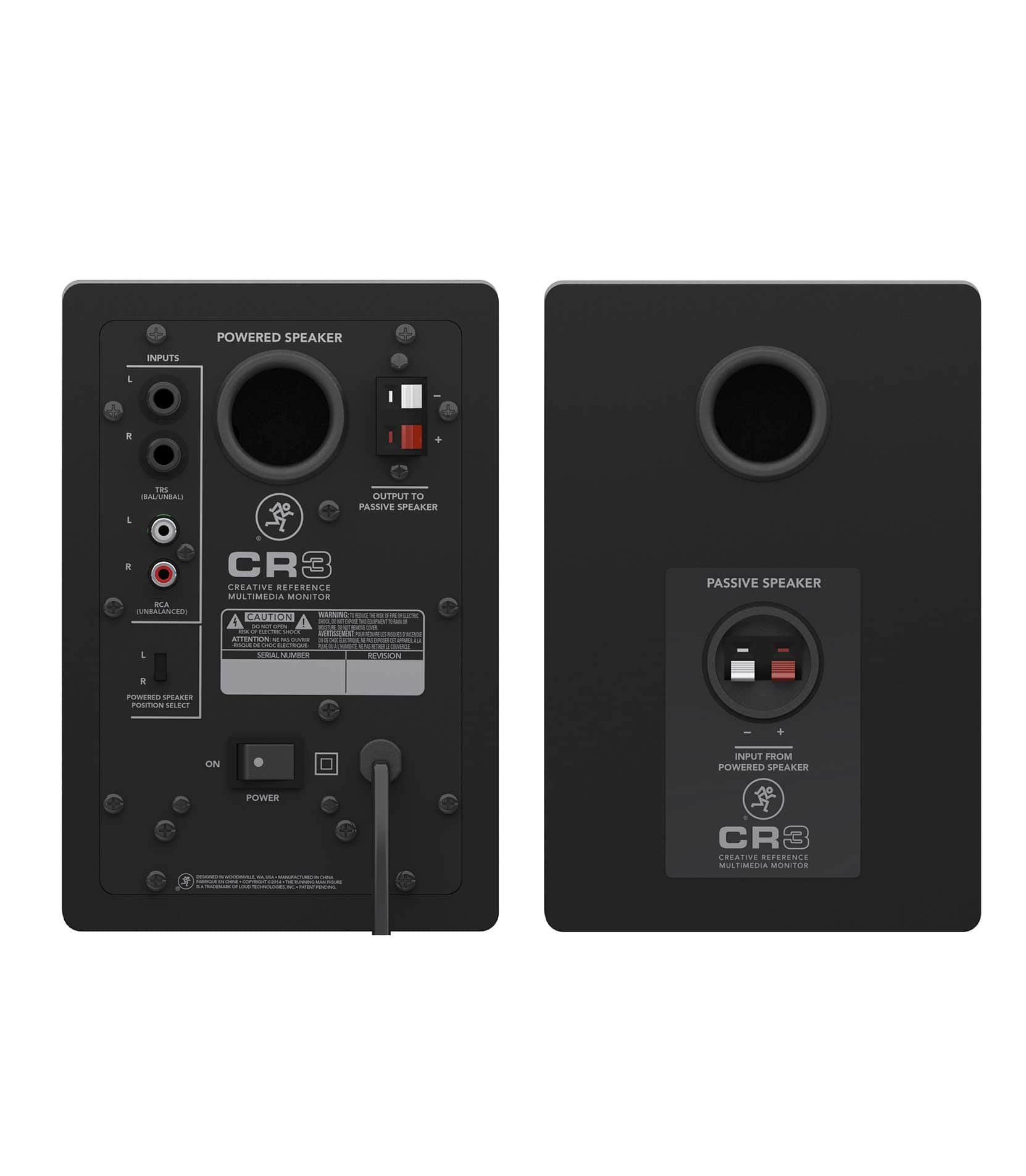 CR3 UK Pair 3 Creative Reference Multimedia Monit - Buy Online