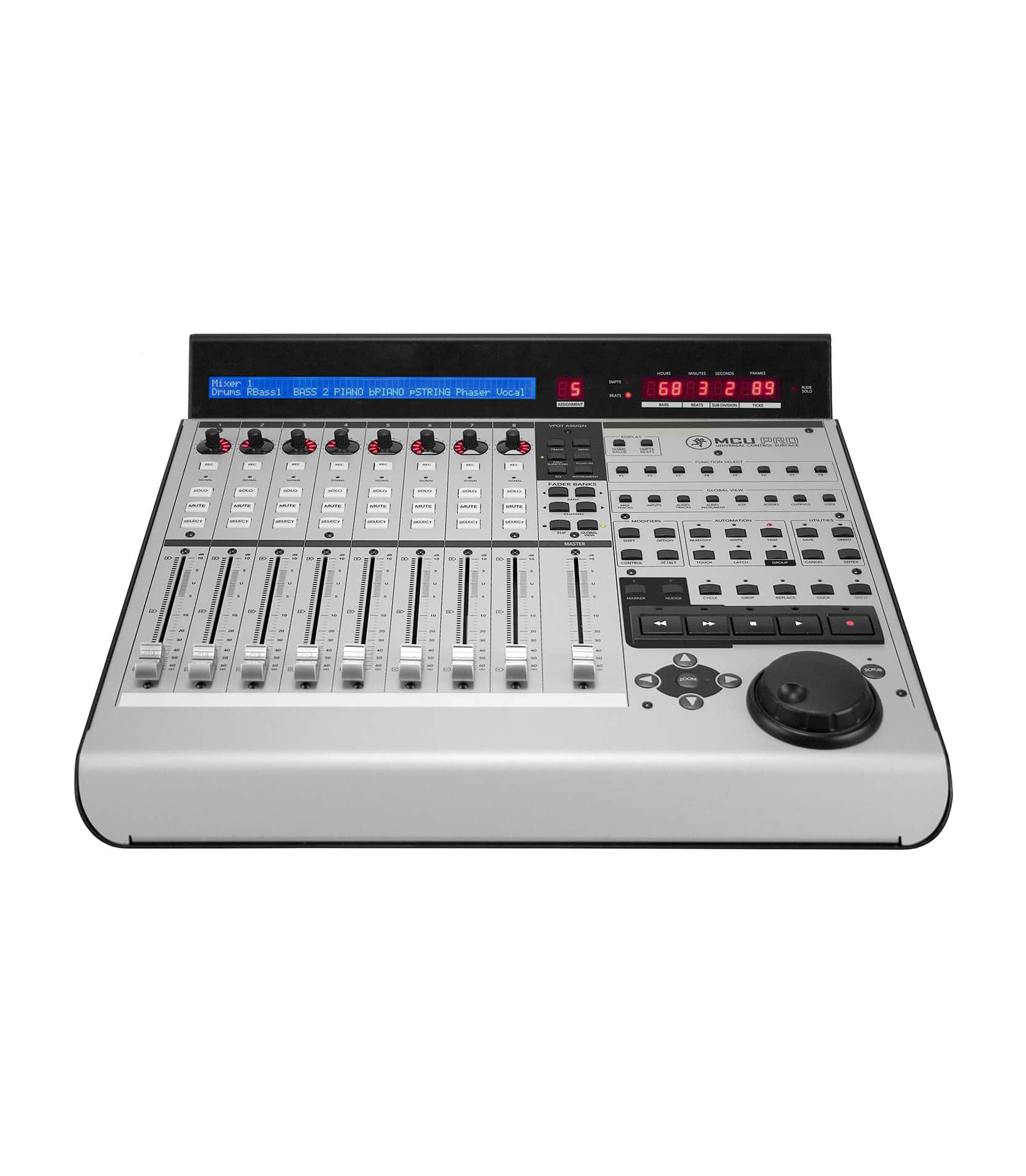 MCU Pro 8 channel Control Surface with USB - Buy Online