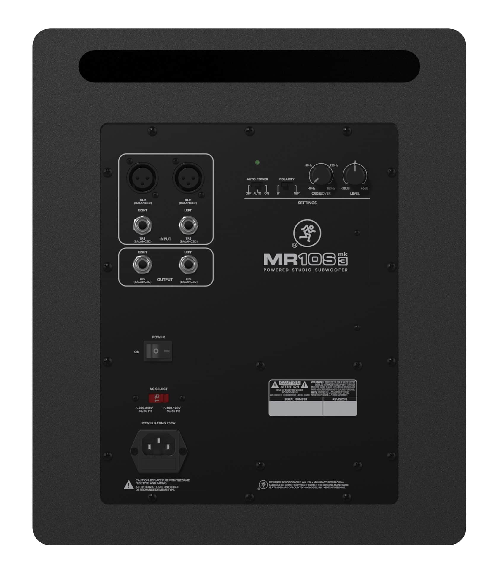 MR10Smk3 10 Powered Studio Subwoofer - Buy Online