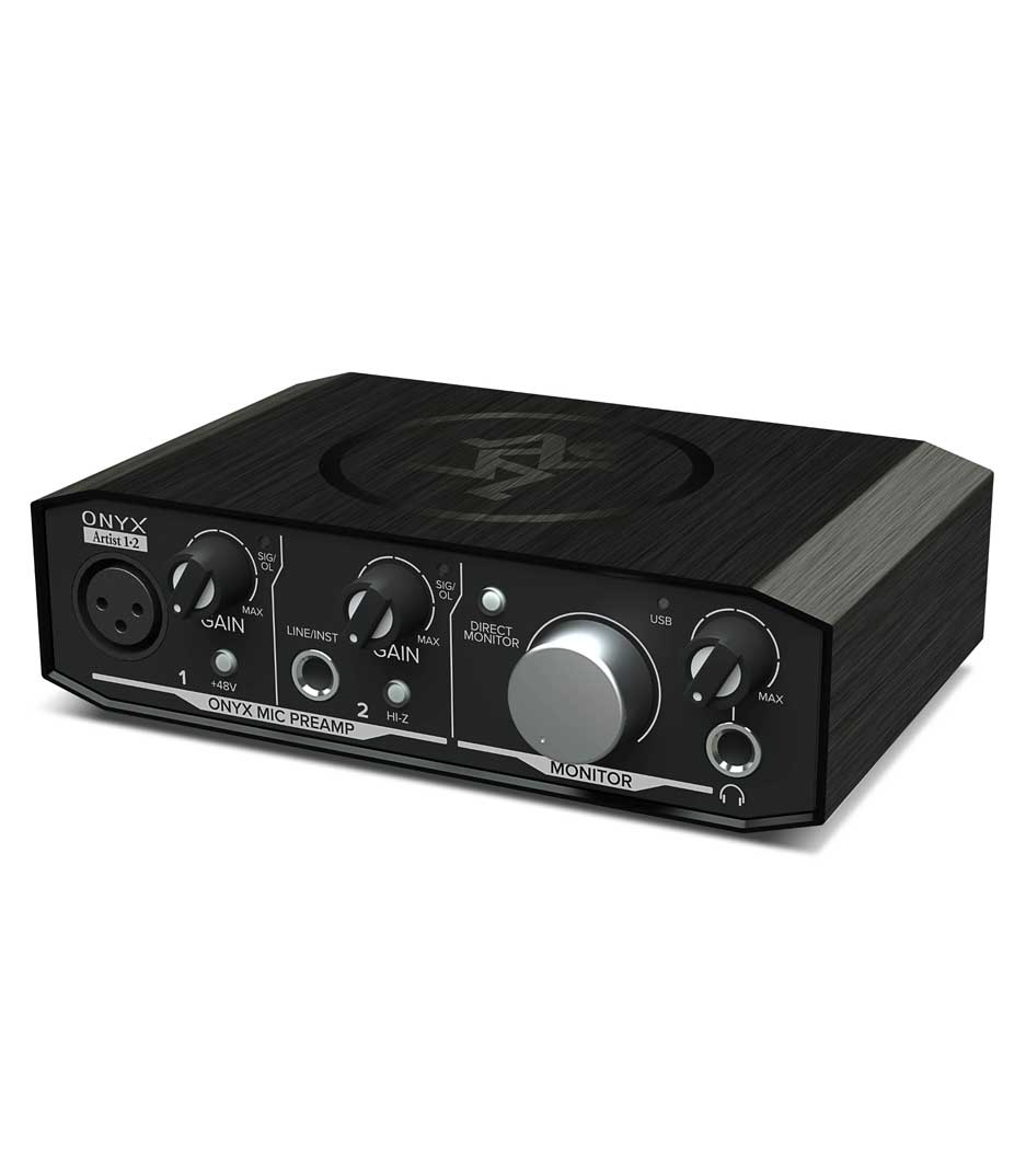 Mackie - Onyx Artist 1 2 USB Recording Interface - Melody House