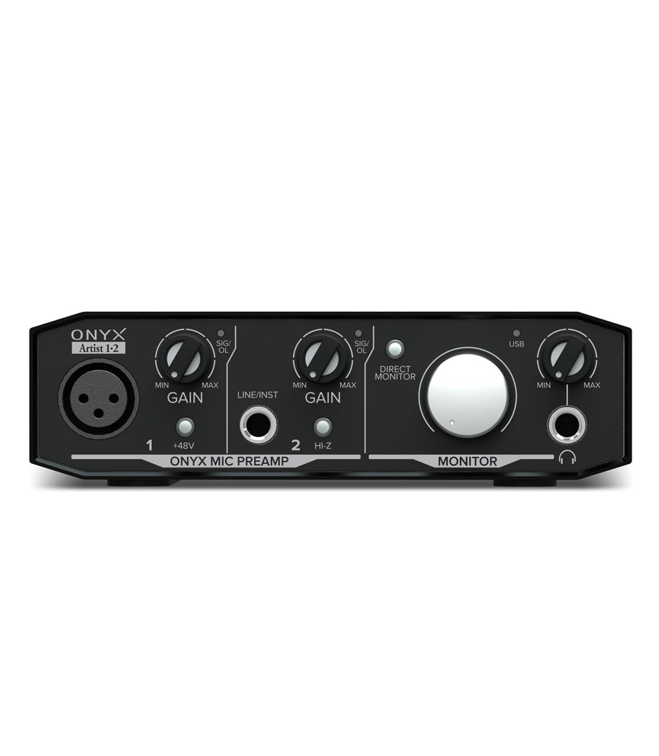 Buy mackie Onyx Artist 1 2 USB Recording Interface Melody House