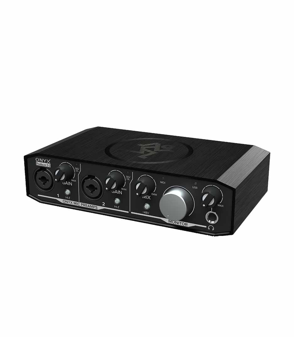 Melody House Musical Instruments Store - Onyx Producer 2 X 2 USB Audio Interface