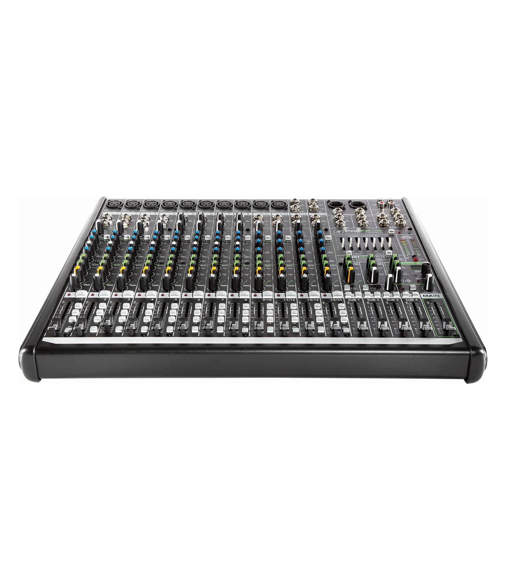 Mackie - ProFX16v2 16 Channel 4 Bus Effects Mixer UK Plug - info@melodyhousemi.com