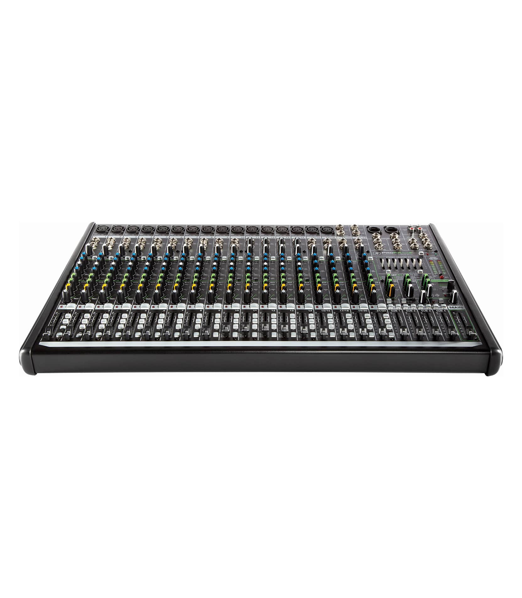 Buy Mackie Mixers ProFX22v2 UK 22 channel 4 Bus Effects