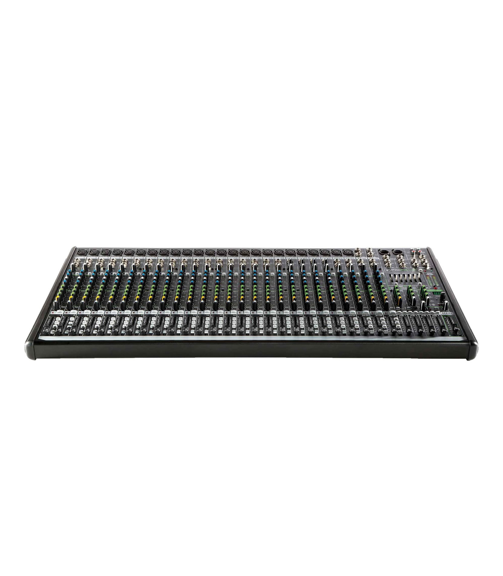 Buy Mackie Mixers ProFX30v2 UK30 channel 4 Bus Effects Mixer
