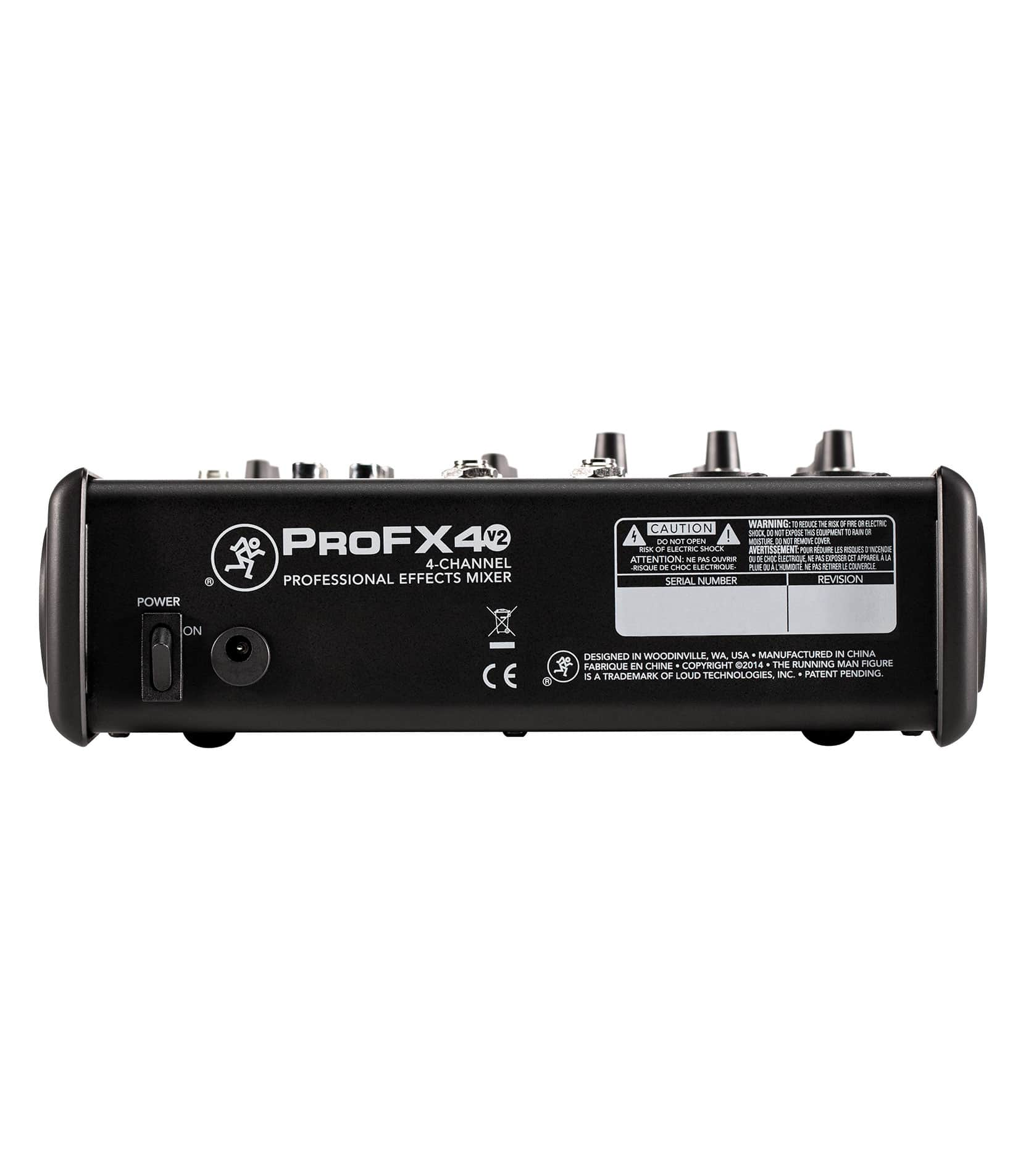 ProFX4v2 UK 4 channel Professional Effects Mixer - Buy Online