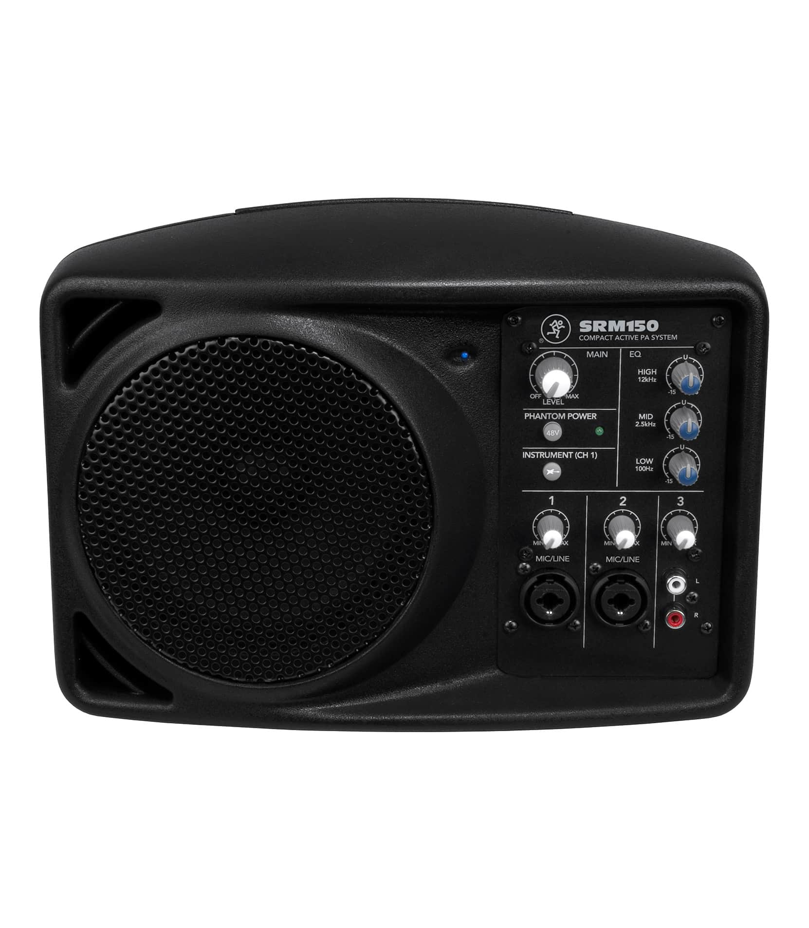 SRM150 5 25 Compact Powered PA System