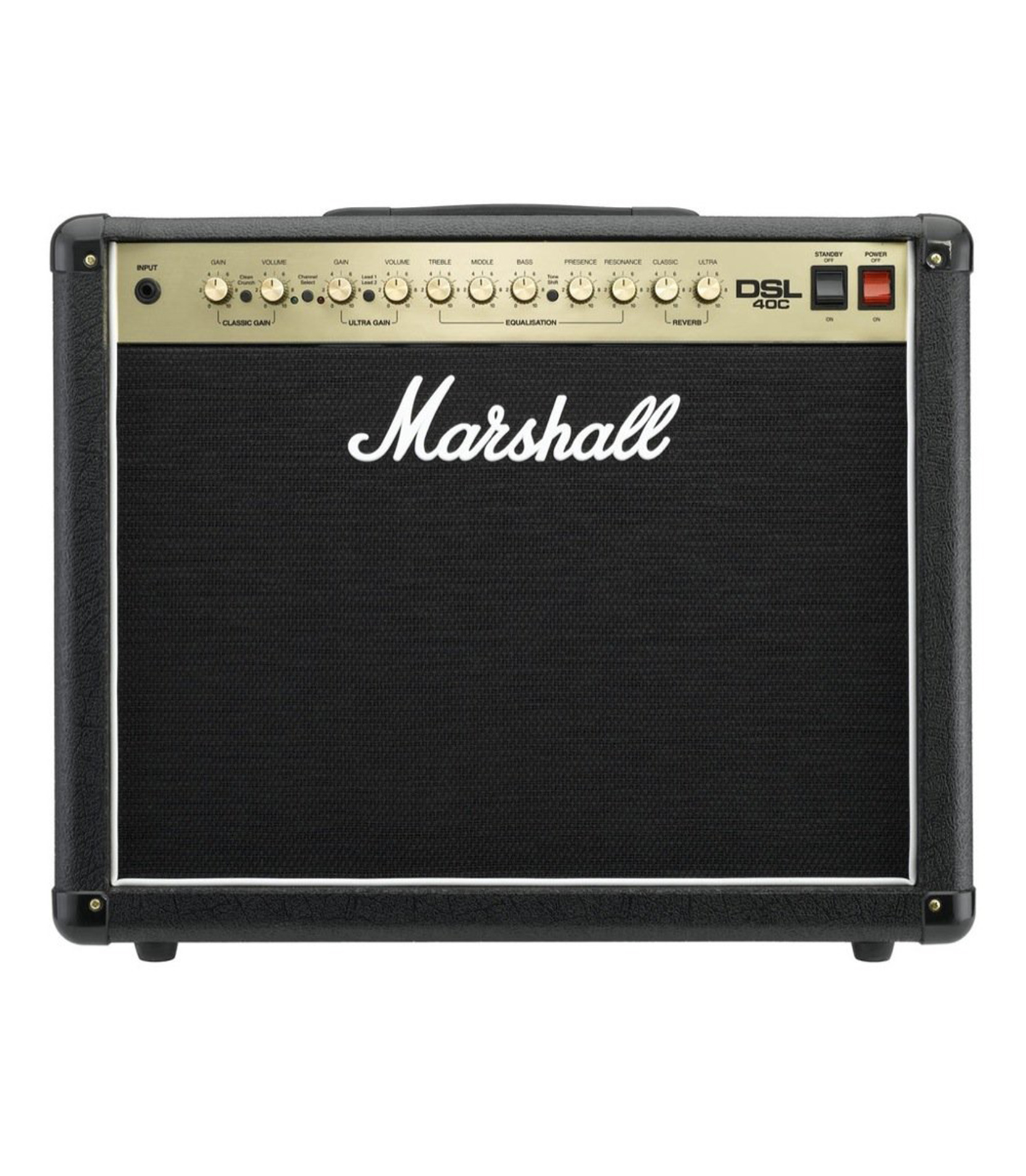 buy marshall dsl 40ctube guitar amp 2 channel