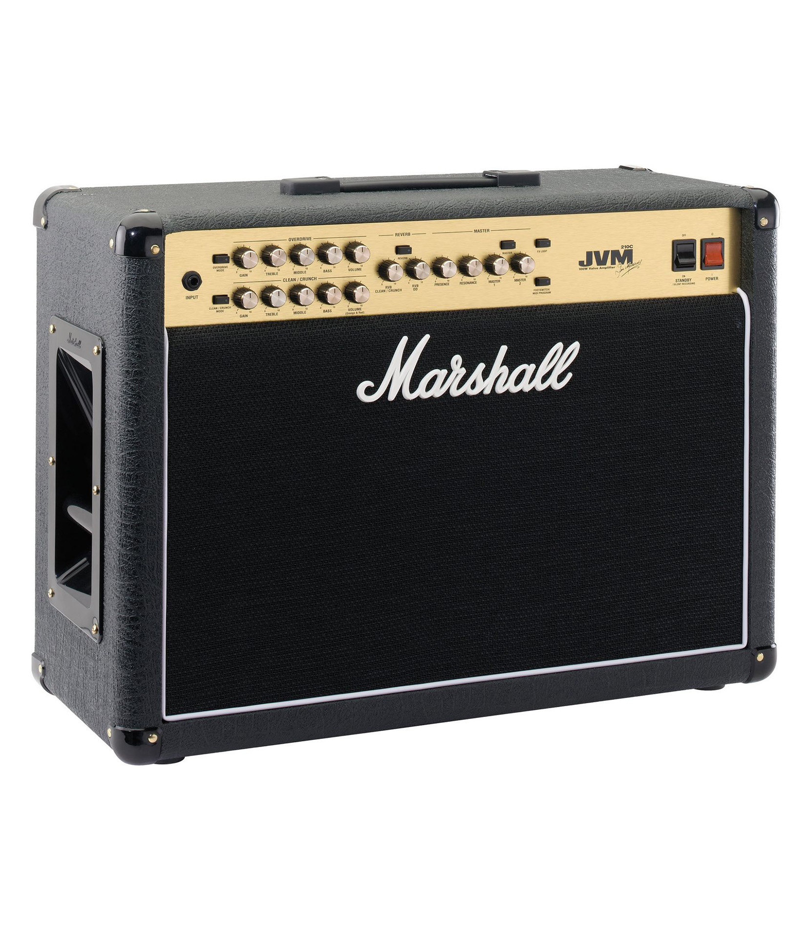 Buy marshall JVM 210CTube Guitar Amp 2 Channel Melody House