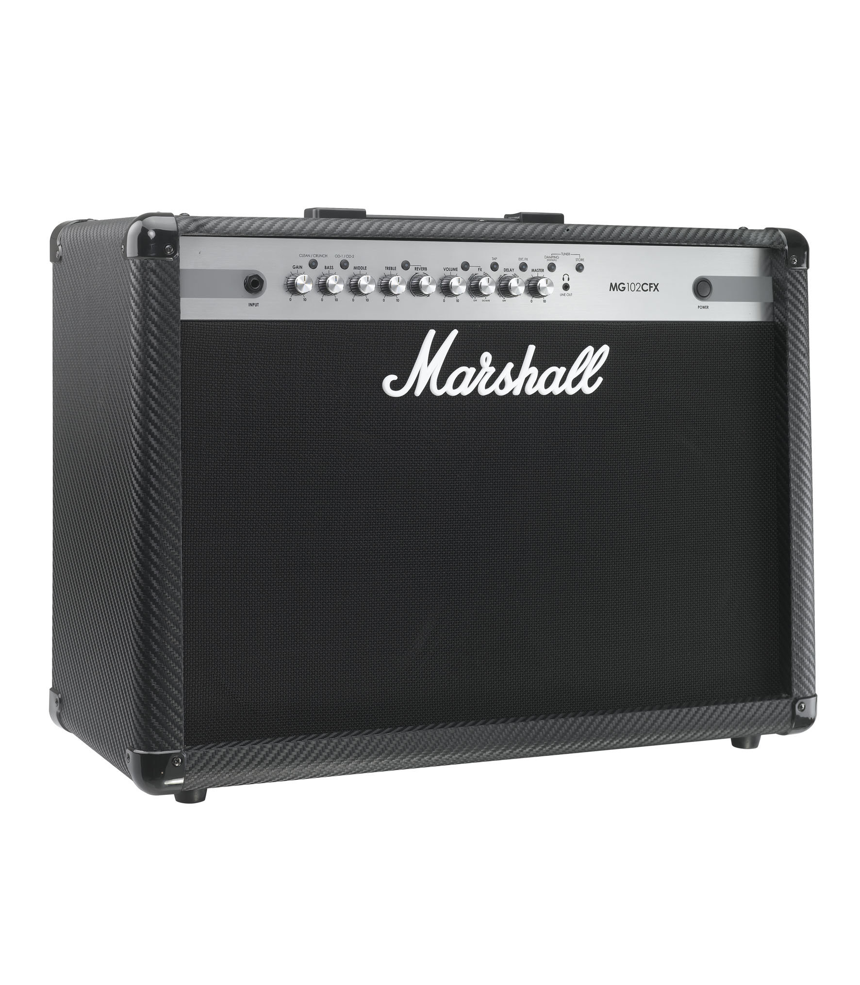 marshall - MG102CFX Solid state Guitar Amp 4 Channel - Melody House