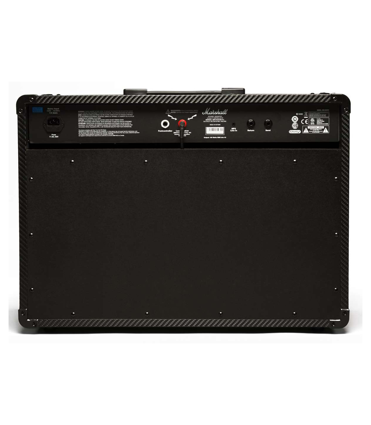 MG102CFX Solid state Guitar Amp 4 Channel - MG102CFX - Melody House Dubai, UAE