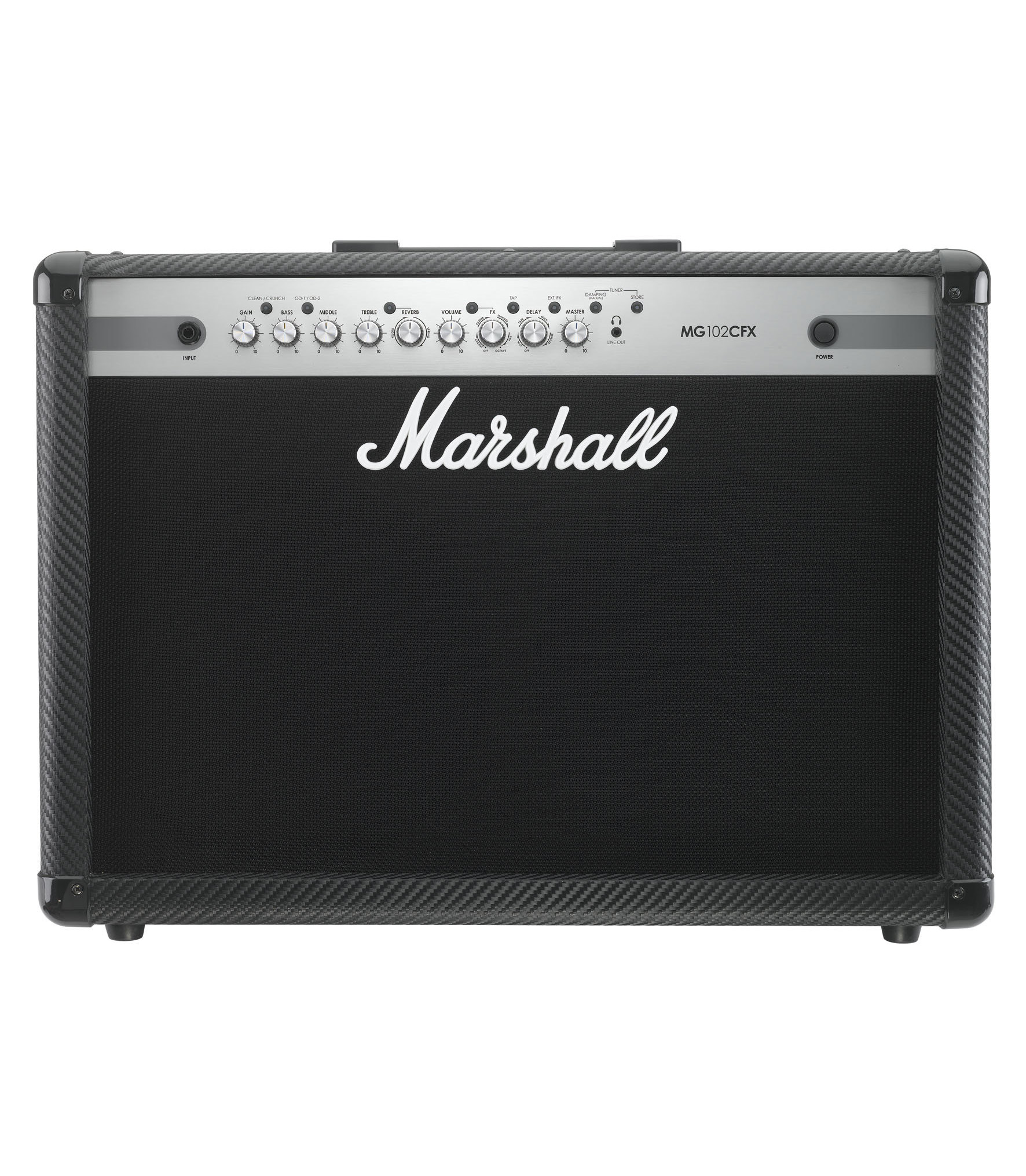 marshall - MG102CFX Solid state Guitar Amp 4 Channel - Melody House Musical Instruments