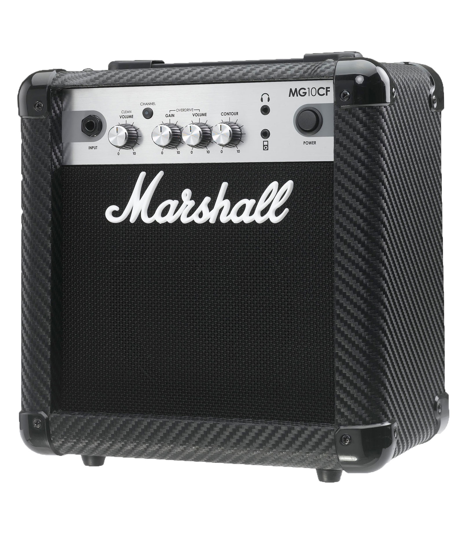 marshall - MG10CF Solid state Guitar Amp 2 Channe - Melody House