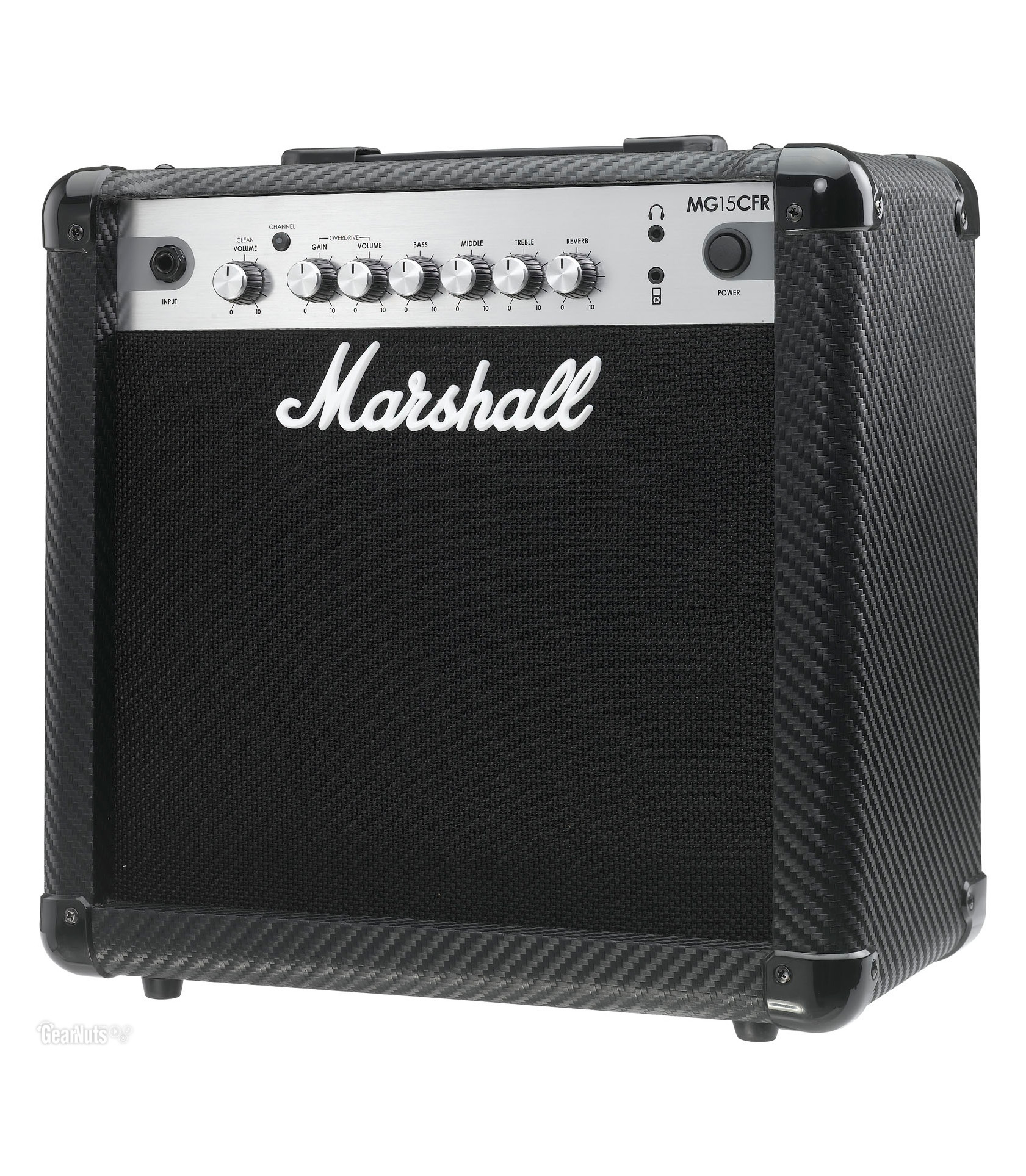 MG15CFR Marshall Solid state Guitar Amp 2 Channel - Buy Online