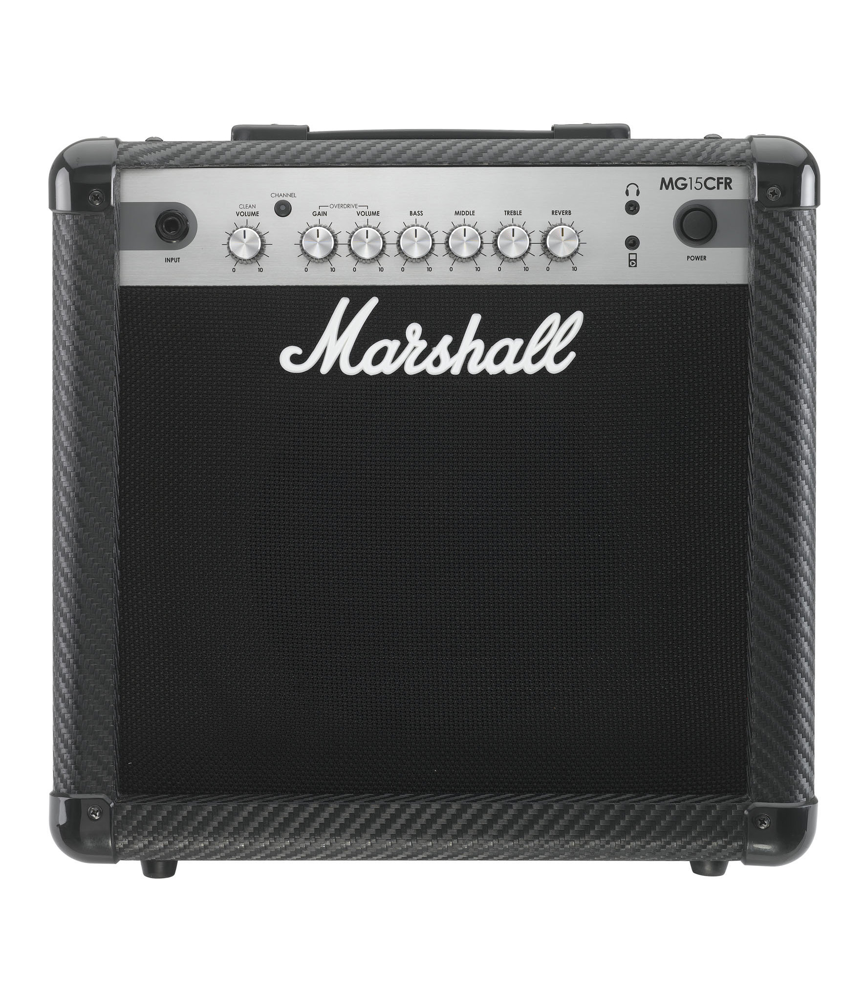 buy marshall mg15cfr solid state guitar amp 2 channe