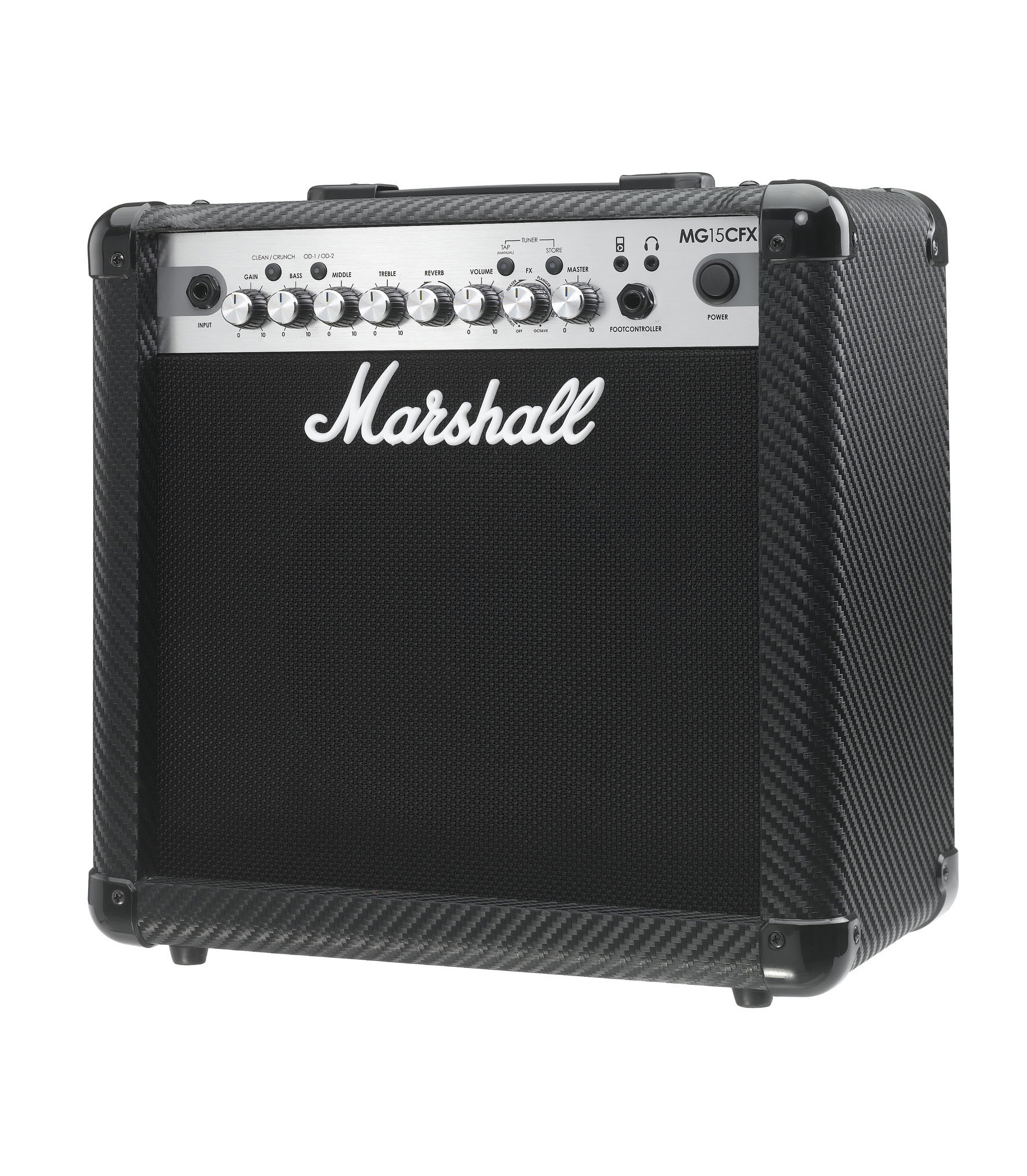 marshall - MG15CFX Solid state Guitar Amp 2 Channe - Melody House