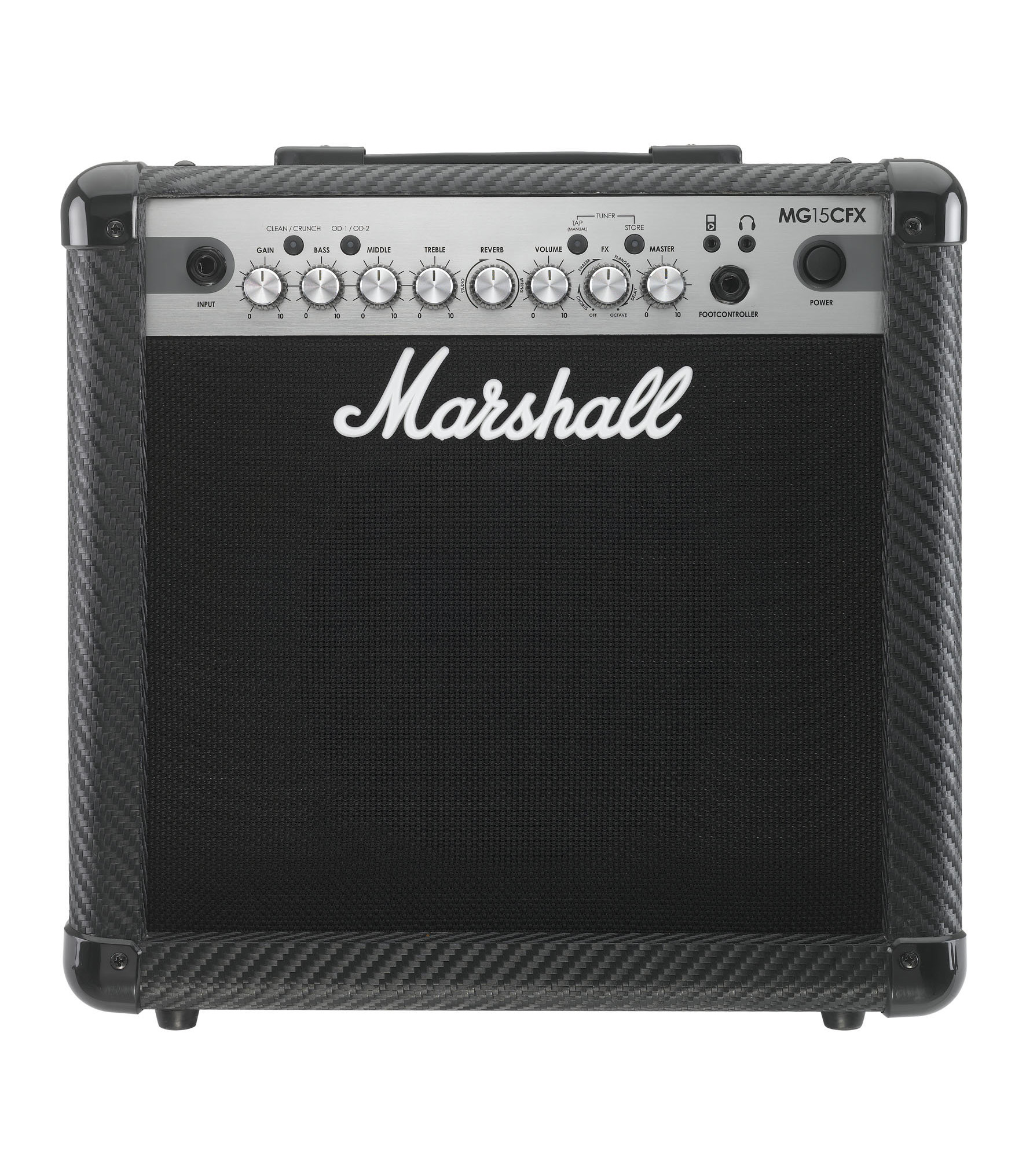 buy marshall mg15cfx solid state guitar amp 2 channe