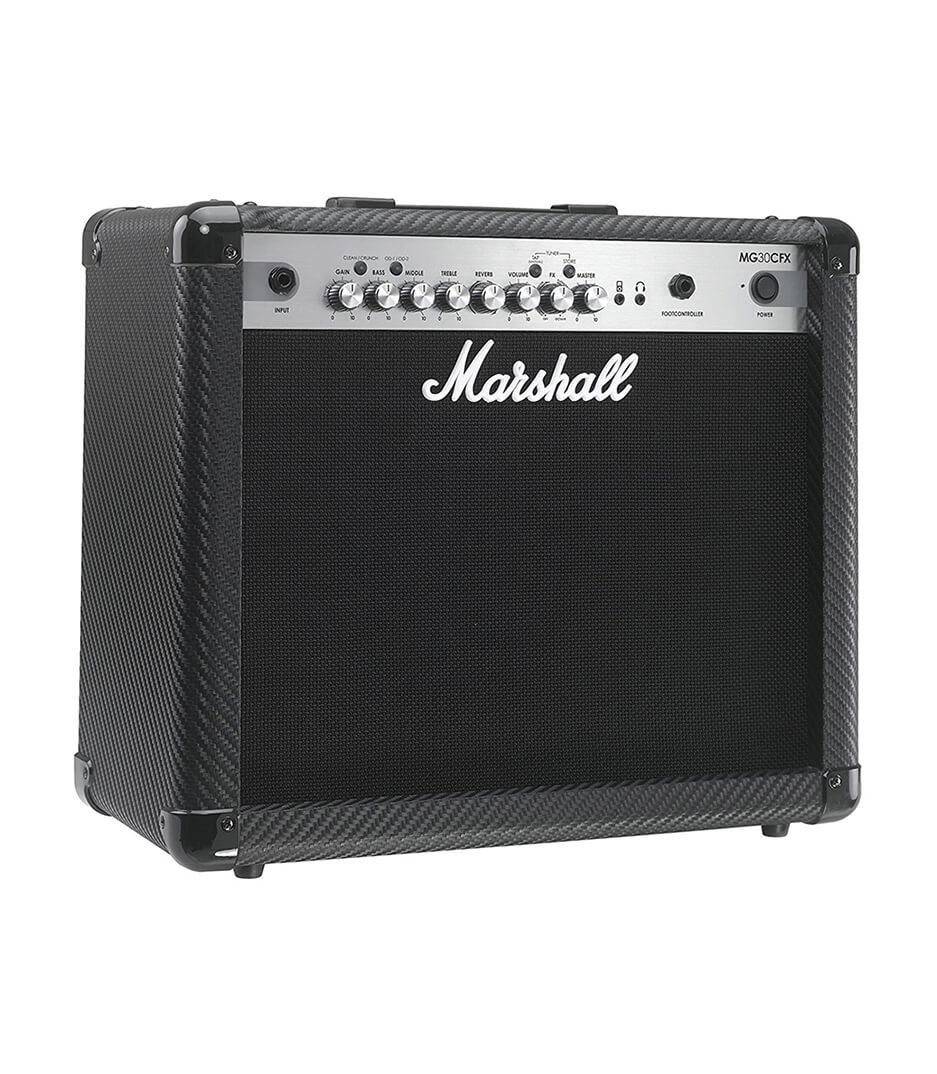 Marshall - MG30CFX MG30CFX Solid State 30 Watt Guitar Combo A