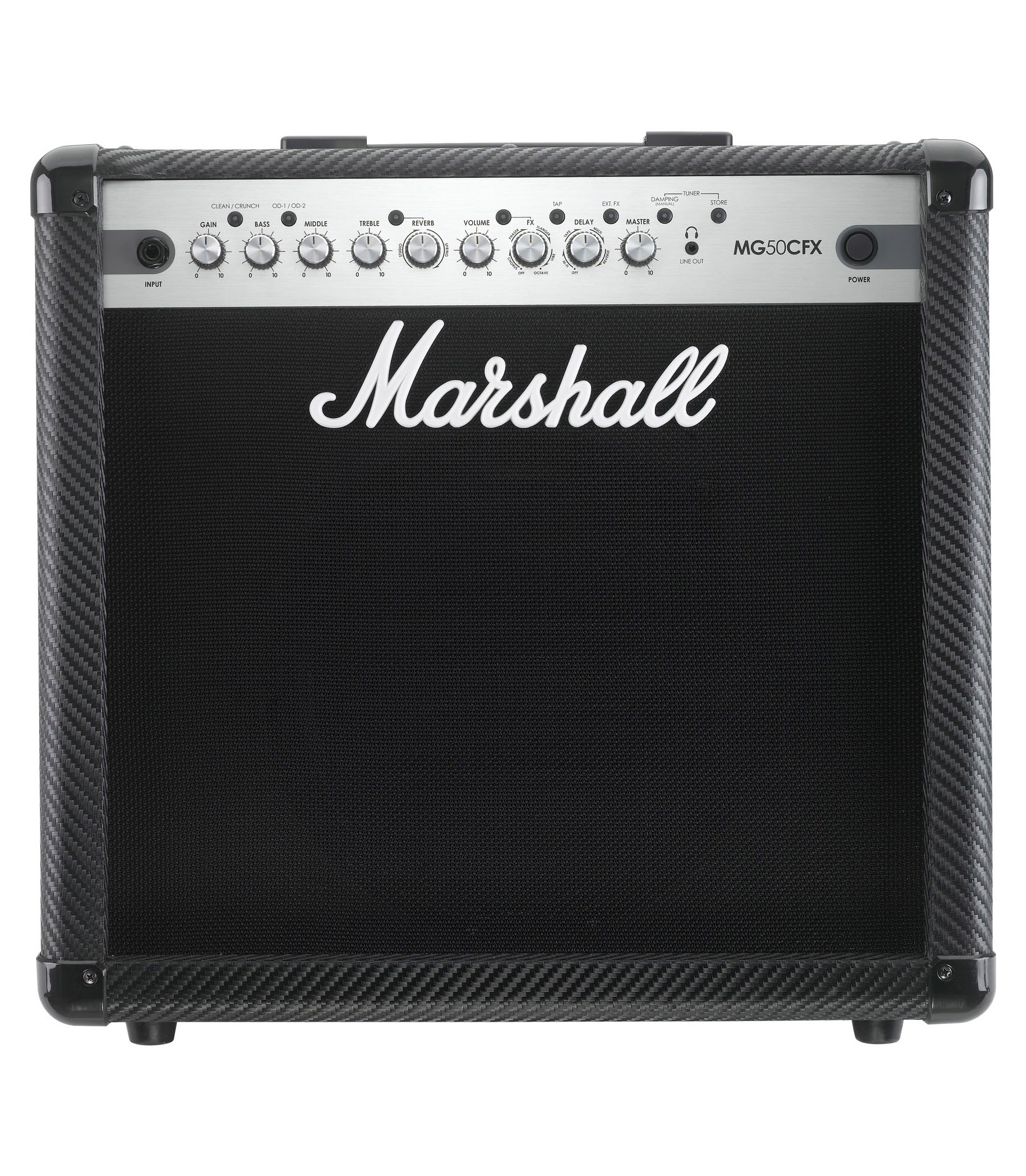 buy marshall mg50cfx solid state guitar amp 4 channe