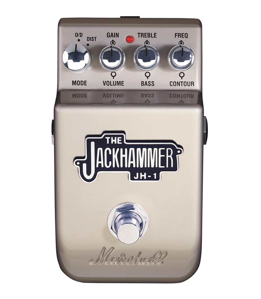 Marshall - PEDL 10024 JH 1 JackHammer Overdrive Distortion P
