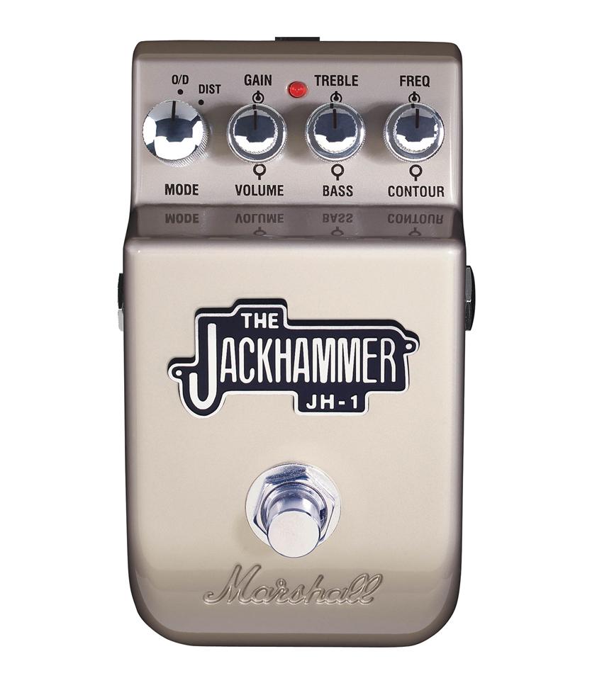 buy marshall pedl 10024 jh 1 jackhammer overdrive distortion p