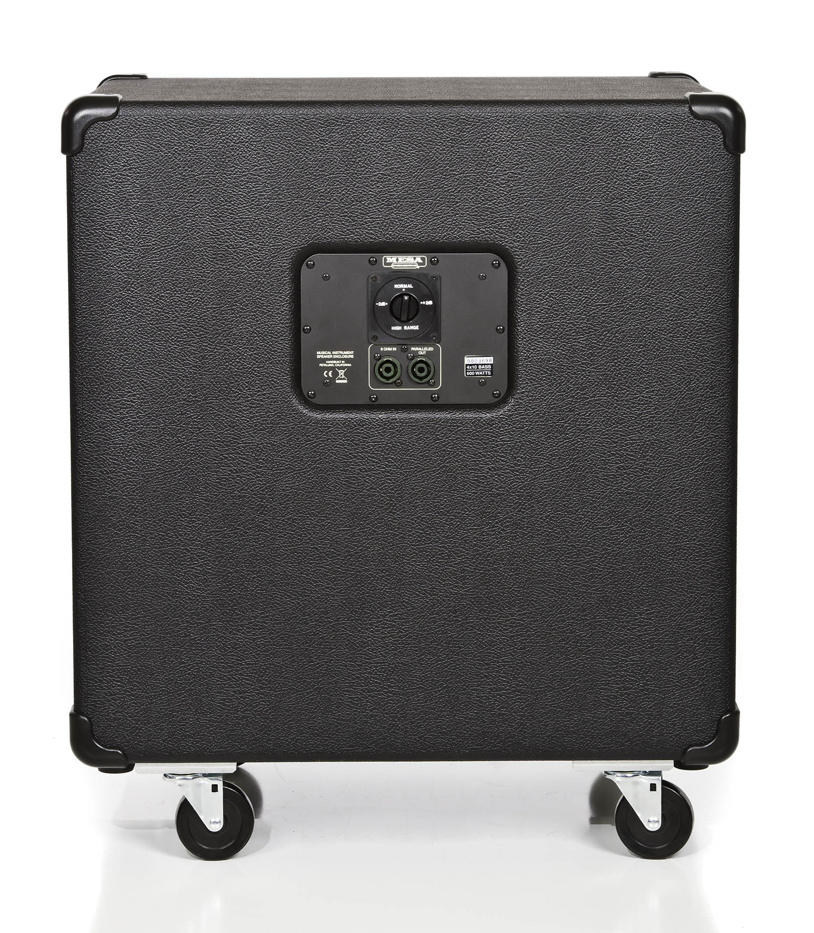 Mesaboogie - 4x10 Traditional PowerHouse Bass Cabinet - Melody House