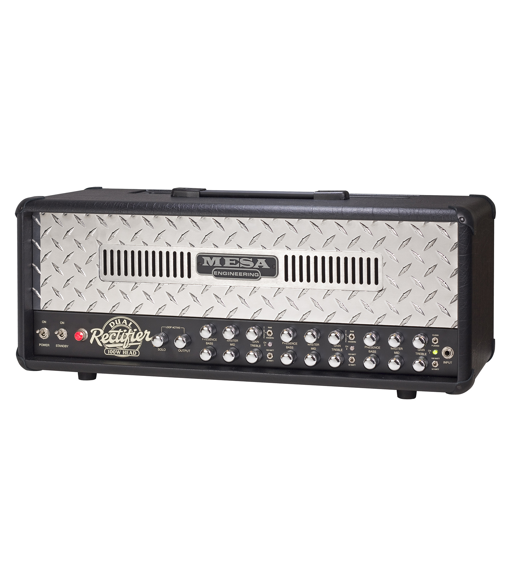 Mesaboogie - Dual Rectifier Head - Melody House