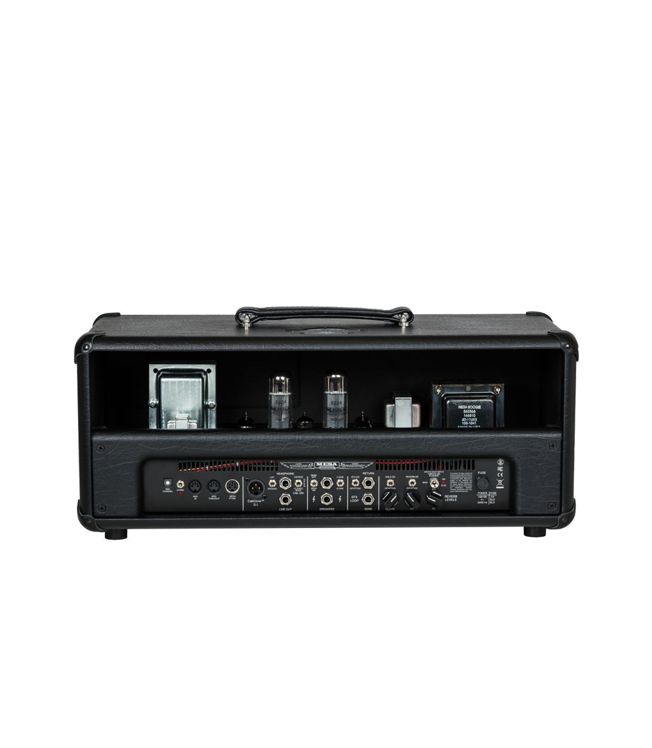 Mesaboogie - Triple Crown TC50 Head - info@melodyhousemi.com