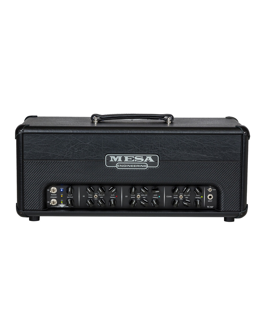 Mesaboogie - Triple Crown TC50 Head